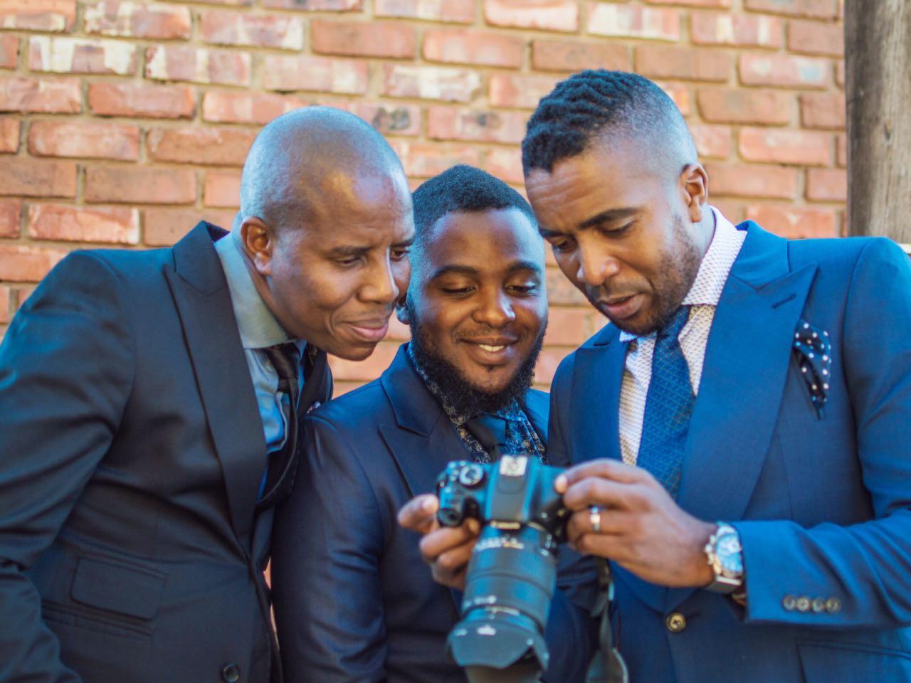 Losmeicherie Bespoke Tailor Suits Services Pretoria
